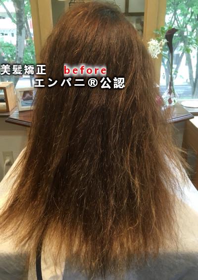 鎌ヶ谷・柏の縮毛矯正が上手い特異な美髪化レベルの失敗は起こらない!